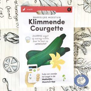Product afbeelding los zakje courgette uit klimrek serie voor website Birds and Berries België
