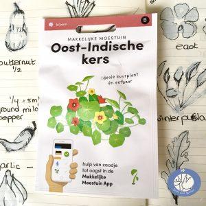 Product afbeelding los zakje O.I. Kers uit seizoen serie voor website Birds and Berries België