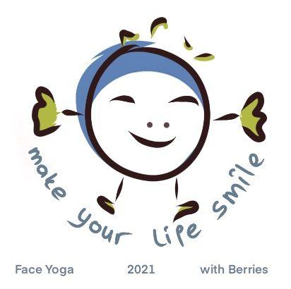 Productafbeelding van face yoga with Berries voor de webshop Birds and Berries