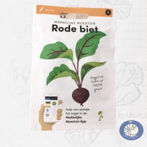 Product afbeelding ID 8499 met informatie over Goudsbloem zaden van het merk Makkelijke Moestuin. Met de bestelmogelijkheden voor de website Birds and Berries België