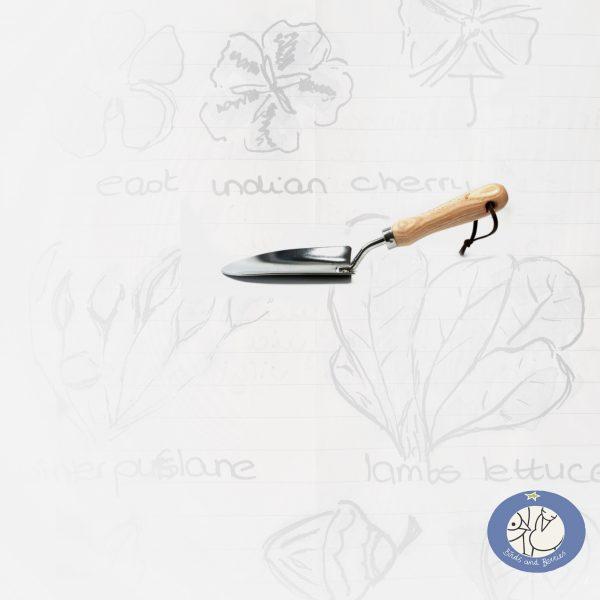 Product afbeelding schepje Makkelijke Moestuin voor website Birds and Berries België